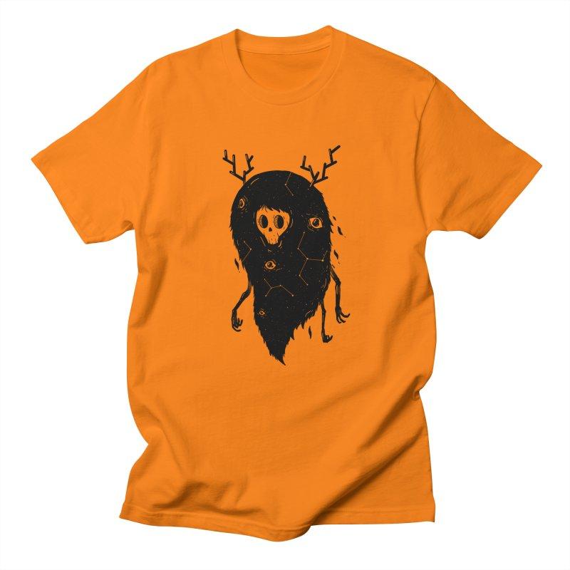 Spooky #1 Men's T-Shirt by Arkady's print shop