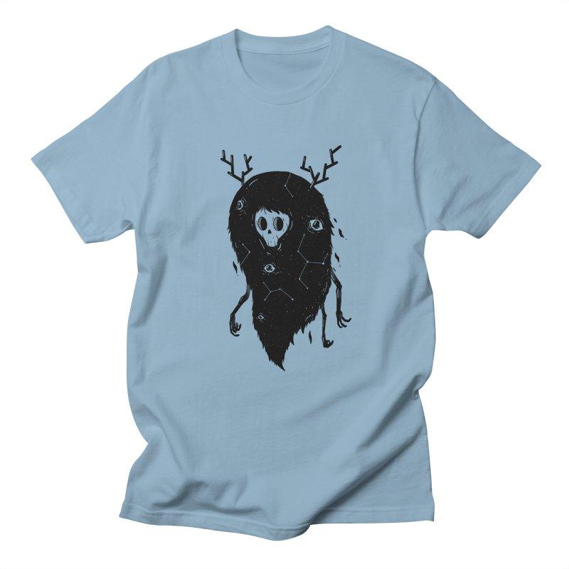Spooky #1 Women's Regular Unisex T-Shirt by Arkady's print shop