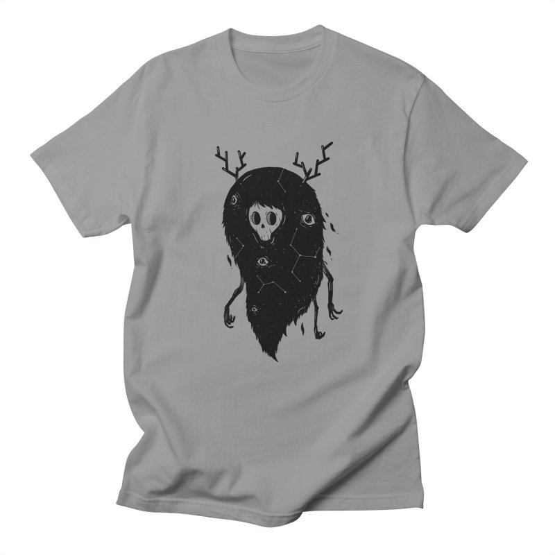 Spooky #1 Men's Regular T-Shirt by Arkady's print shop