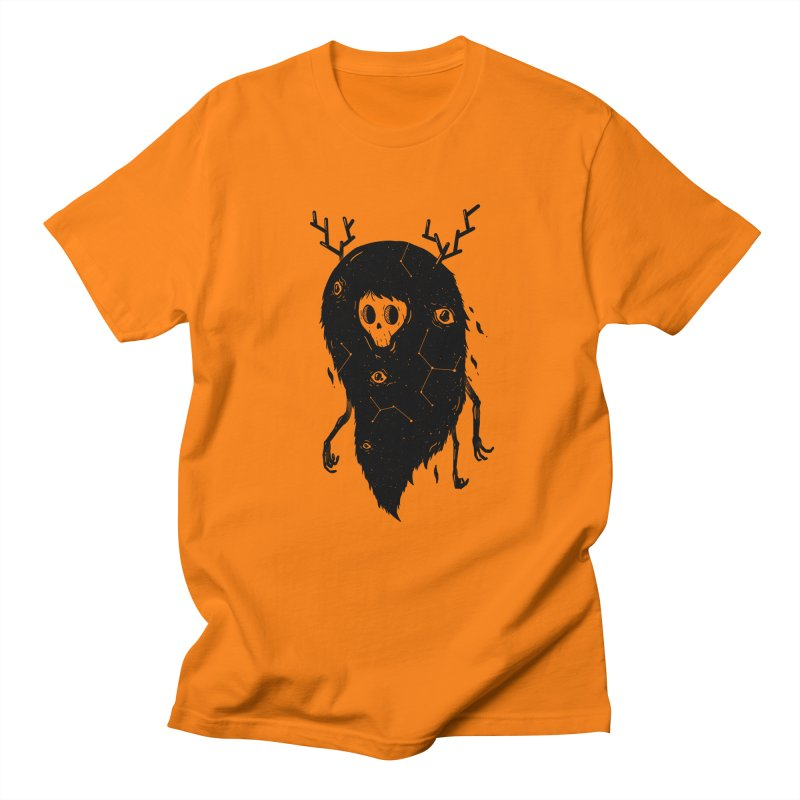 Spooky #1 Men's T-Shirt by Arkady's print shop