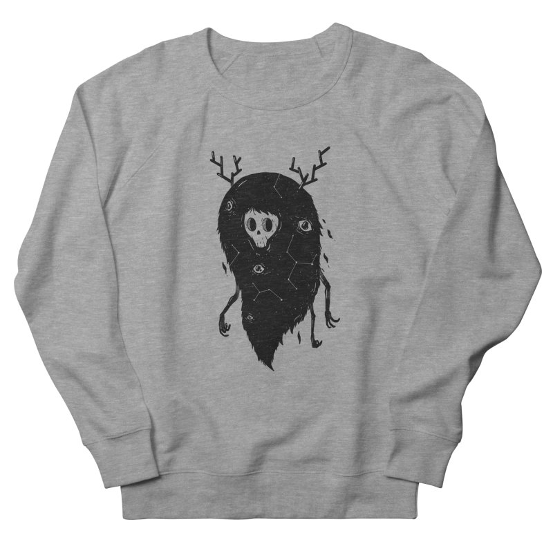 Spooky #1 Women's French Terry Sweatshirt by Arkady's print shop