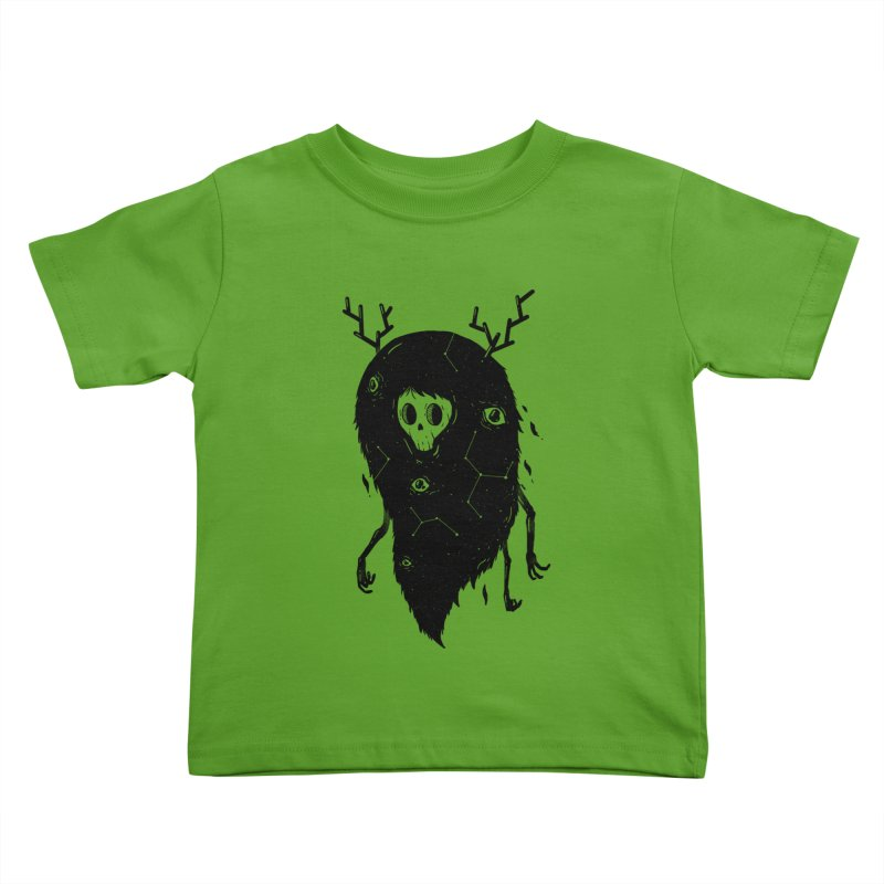 Spooky #1 Kids Toddler T-Shirt by Arkady's print shop