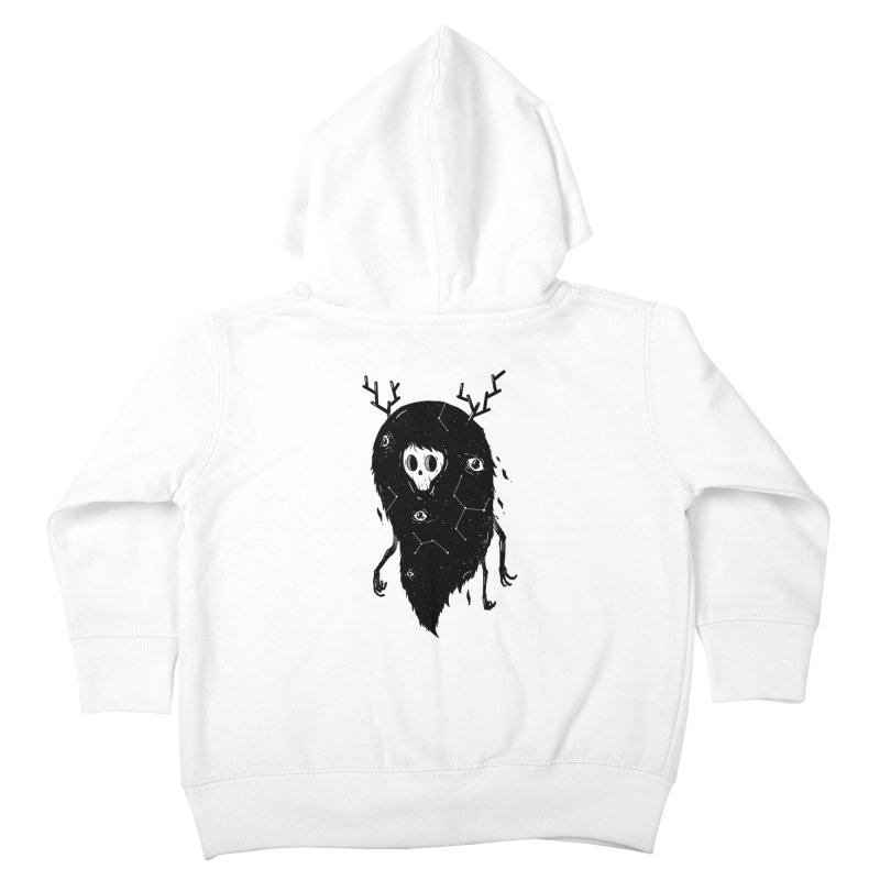 Spooky #1 Kids Toddler Zip-Up Hoody by Arkady's print shop