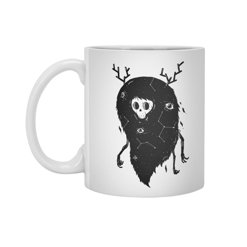 Spooky #1 Accessories Standard Mug by Arkady's print shop