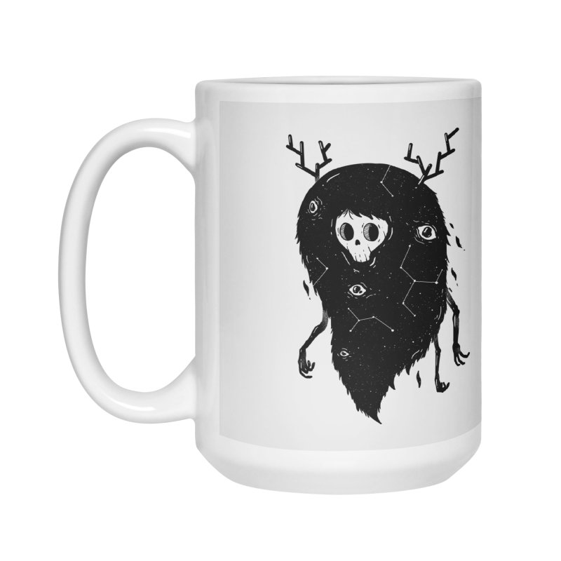 Spooky #1 Accessories Mug by Arkady's print shop