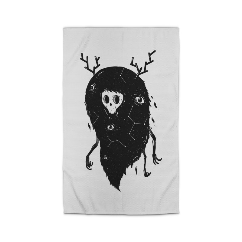 Spooky #1 Home Rug by Arkady's print shop