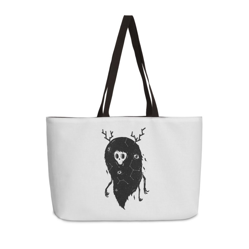 Spooky #1 Accessories Weekender Bag Bag by Arkady's print shop