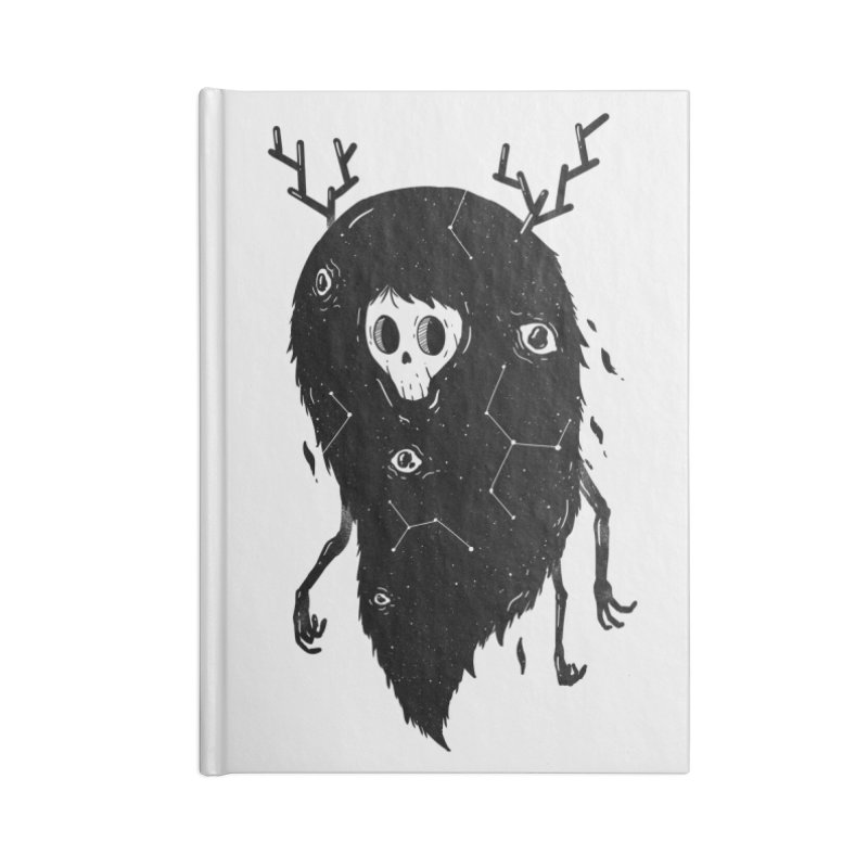 Spooky #1 Accessories Notebook by Arkady's print shop