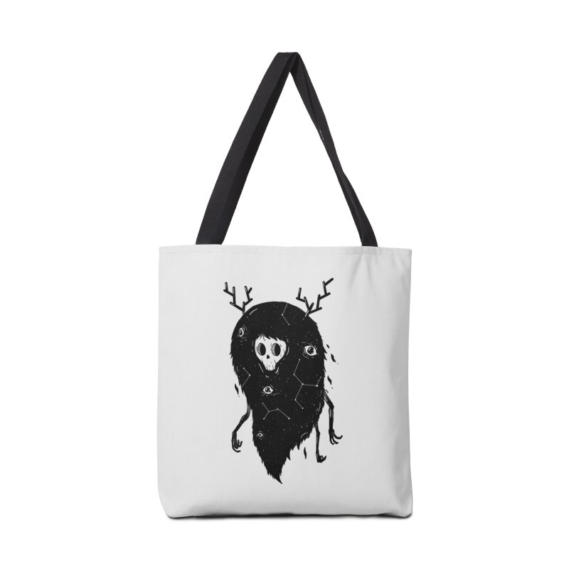 Spooky #1 Accessories Bag by Arkady's print shop