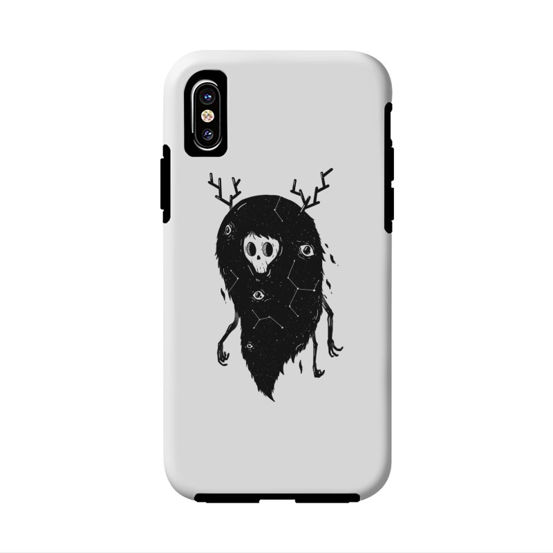 Spooky #1 Accessories Phone Case by Arkady's print shop