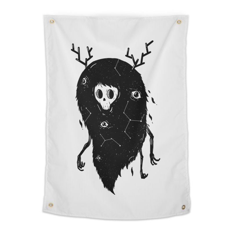 Spooky #1 Home Tapestry by Arkady's print shop