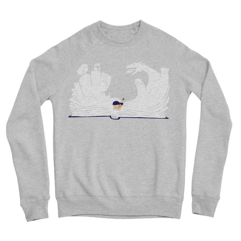 Words create worlds Women's Sweatshirt by Arkady's print shop