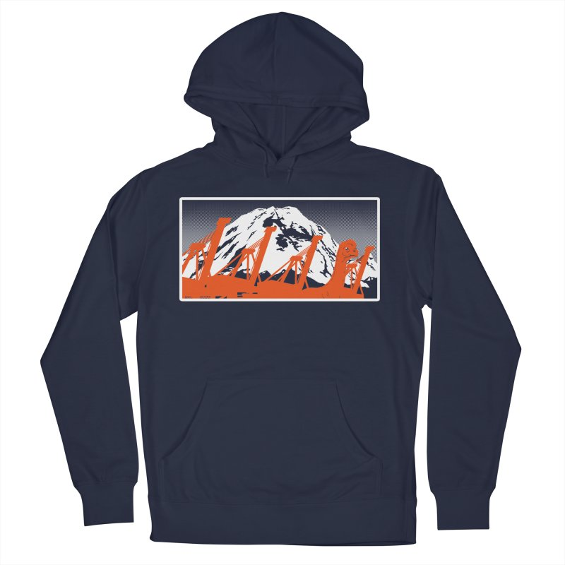 Just Blend In! Men's Pullover Hoody by Arlen Pringle
