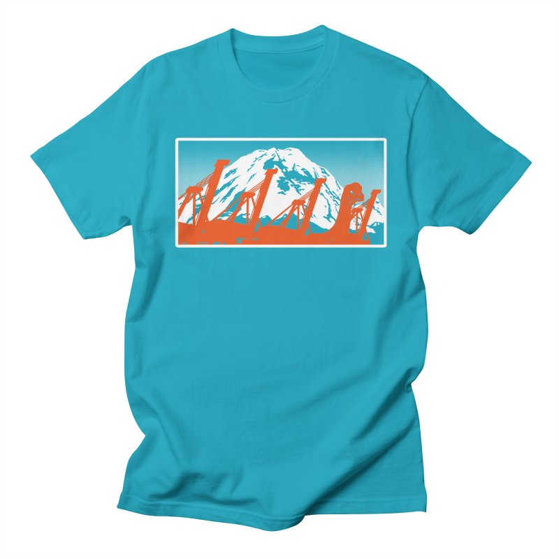 Just Blend In! Men's T-shirt by Arlen Pringle