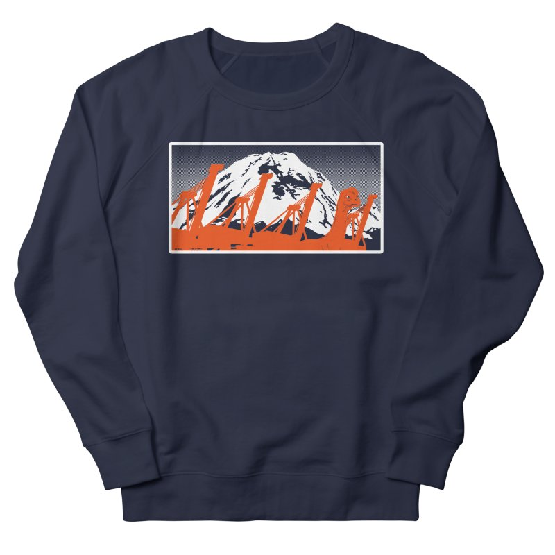 Just Blend In! Men's Sweatshirt by Arlen Pringle