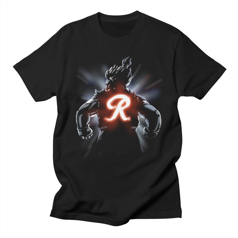Rainier Demon Women's Unisex T-Shirt by Arlen Pringle