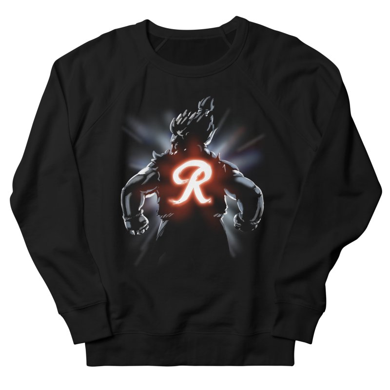 Rainier Demon Women's Sweatshirt by Arlen Pringle