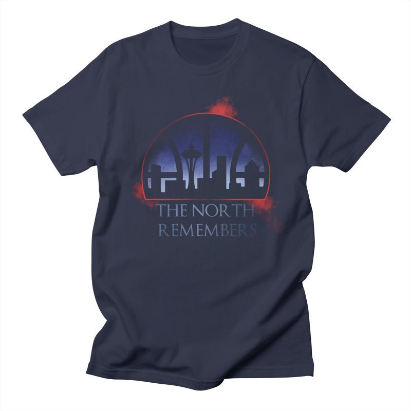 The North Remembers Women's Unisex T-Shirt by Arlen Pringle