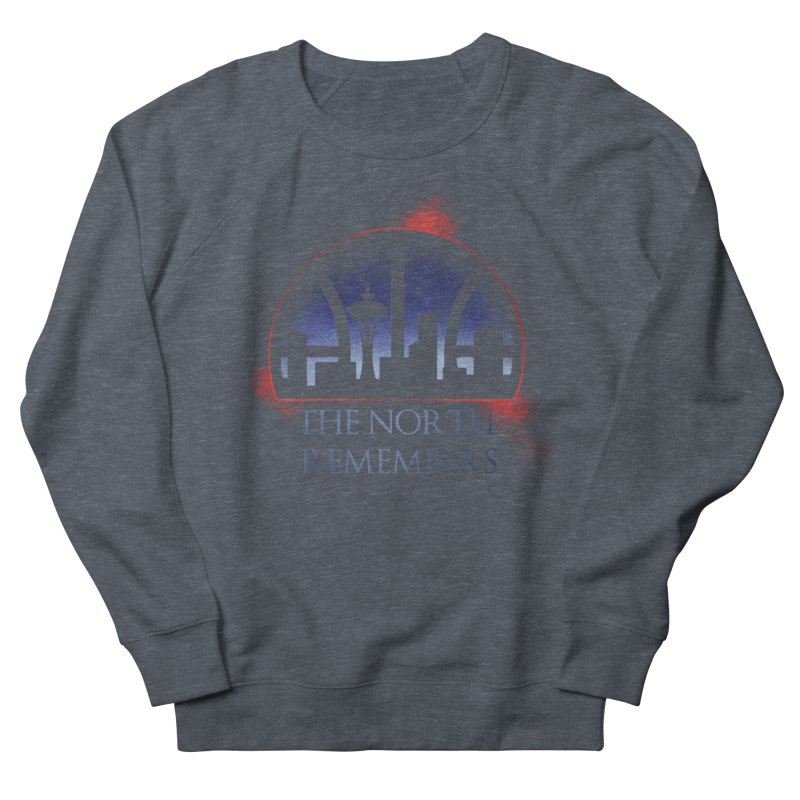 The North Remembers Women's Sweatshirt by Arlen Pringle