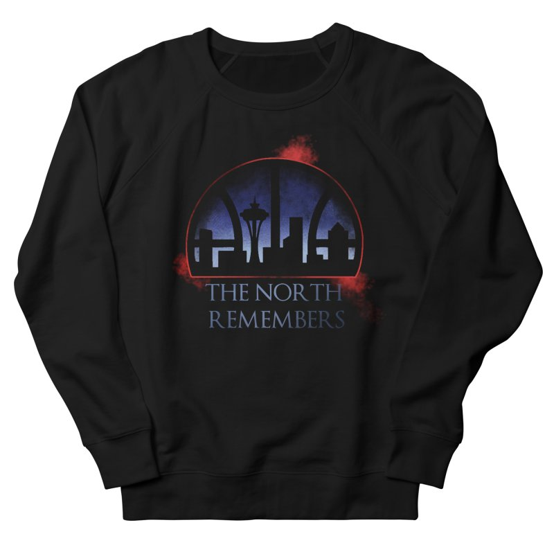 The North Remembers Men's Sweatshirt by Arlen Pringle