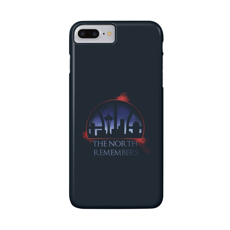 The North Remembers Accessories Phone Case by Arlen Pringle