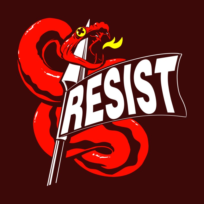 Resist by Arlen Pringle
