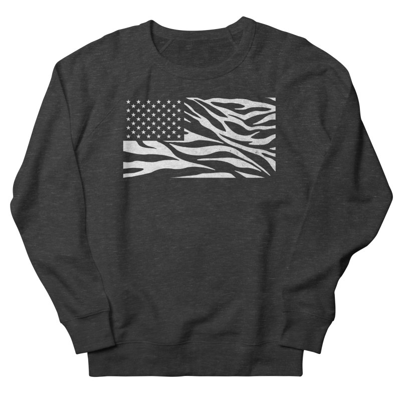 Wild America Men's Sweatshirt by Arlen Pringle