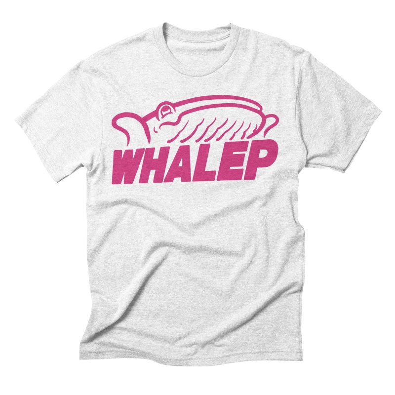 WHALEP (Pink Linework)   by Arlen Pringle