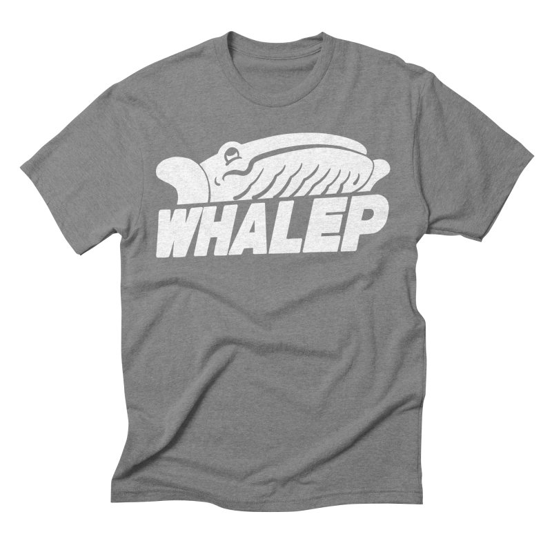 WHALEP (White Linework)   by Arlen Pringle