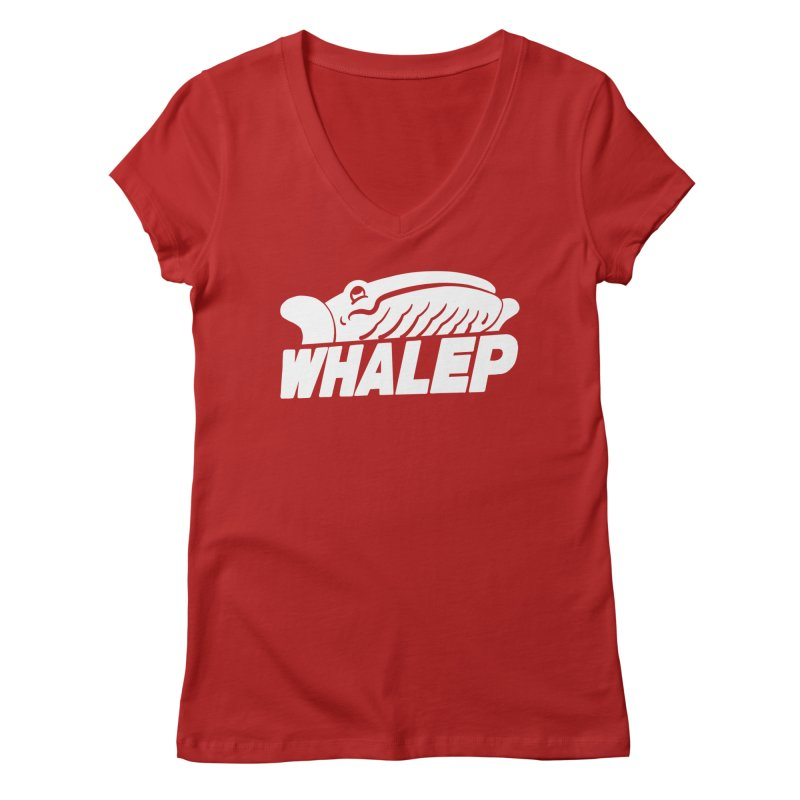 WHALEP (White Linework)   by Arlen Pringle
