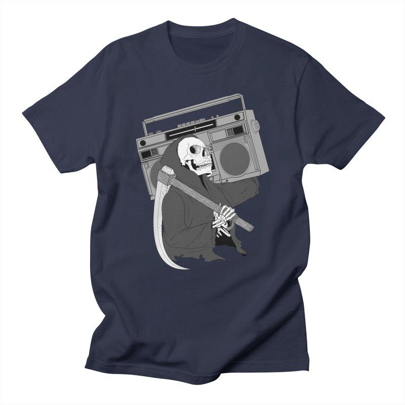 DeathJam Men's T-shirt by Arlen Pringle