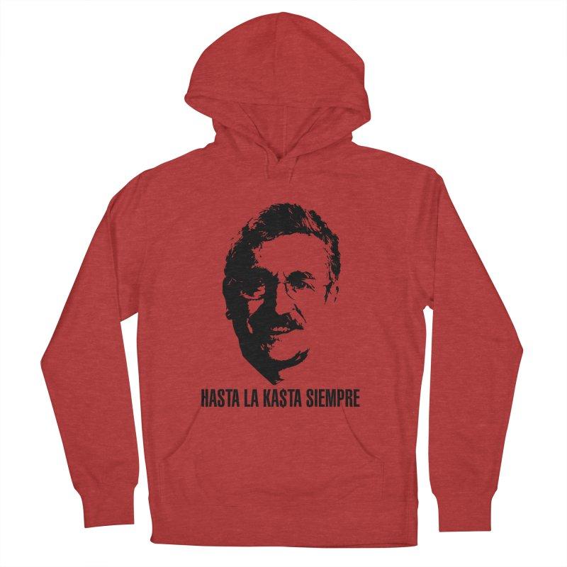 Hasta la Kasta Men's Pullover Hoody by Arlon – Minimal apparel shop