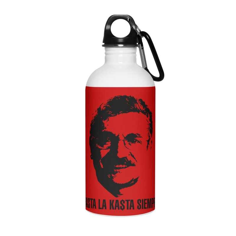 Hasta la Kasta Accessories Water Bottle by Arlon – Minimal apparel shop