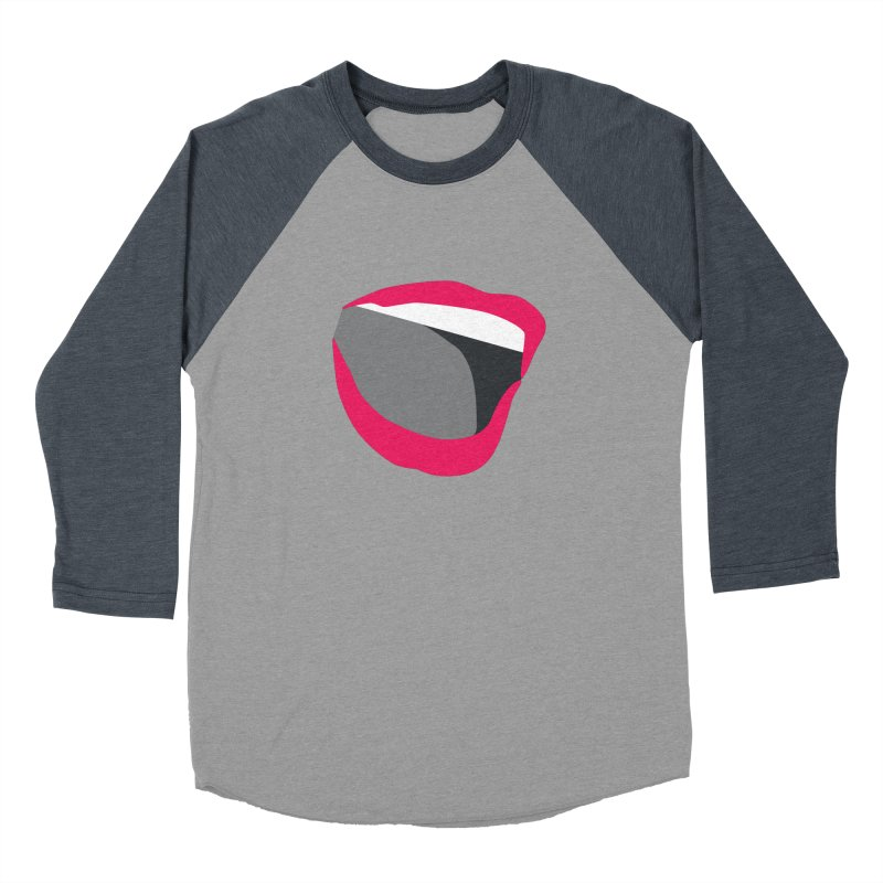 A woman's voice - RED LIPS Men's Longsleeve T-Shirt by Arlon – Minimal apparel shop