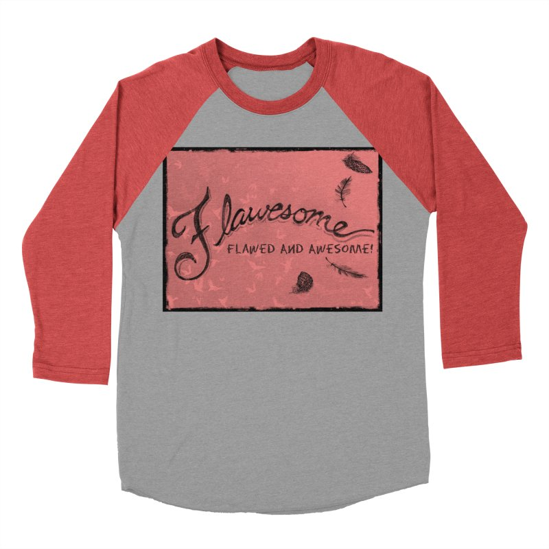 Flawesome - Feathers Men's Longsleeve T-Shirt by Armando's Artist Shop