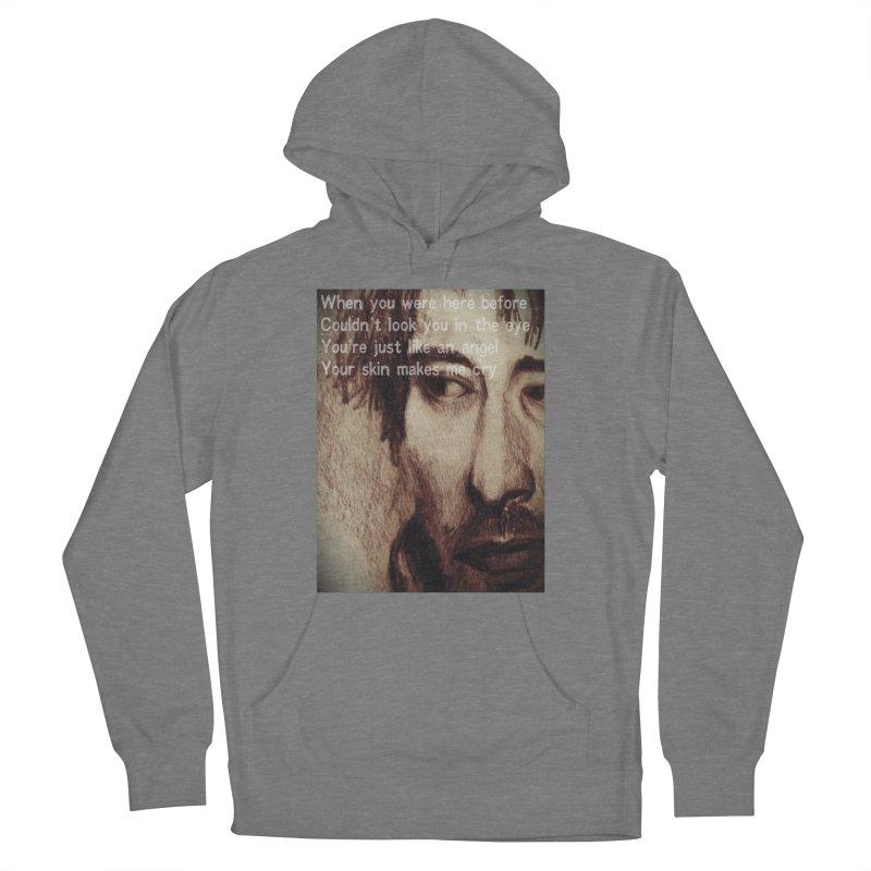 ROCKFACE: Thom Yorke Women's Pullover Hoody by Armando's Artist Shop