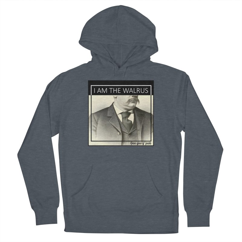 I Am The Walrus Women's Pullover Hoody by Armando's Artist Shop