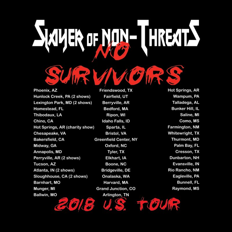 2018 U.S. Tour Shirt by Armed Lutheran Radio Shop