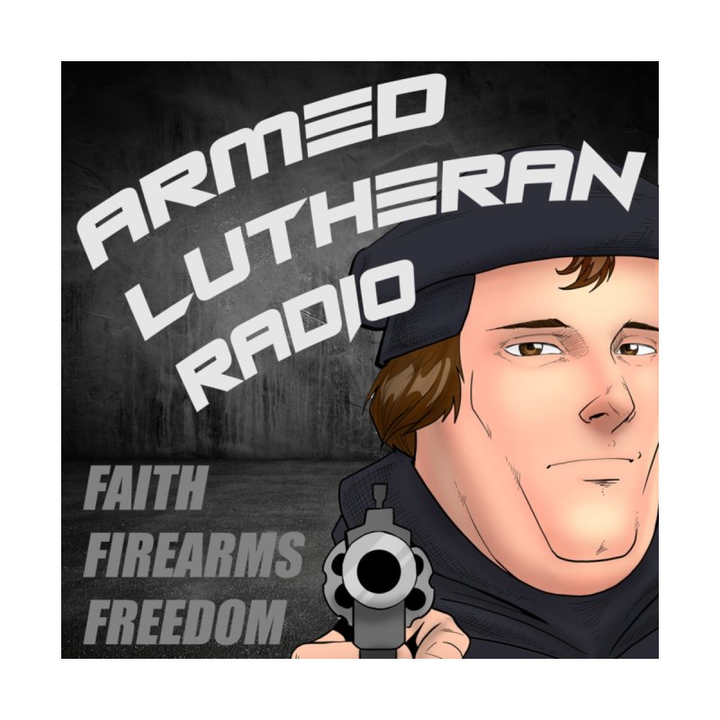 Armed Lutheran Radio 2019 Logo Accessories Sticker by Armed Lutheran Radio Shop