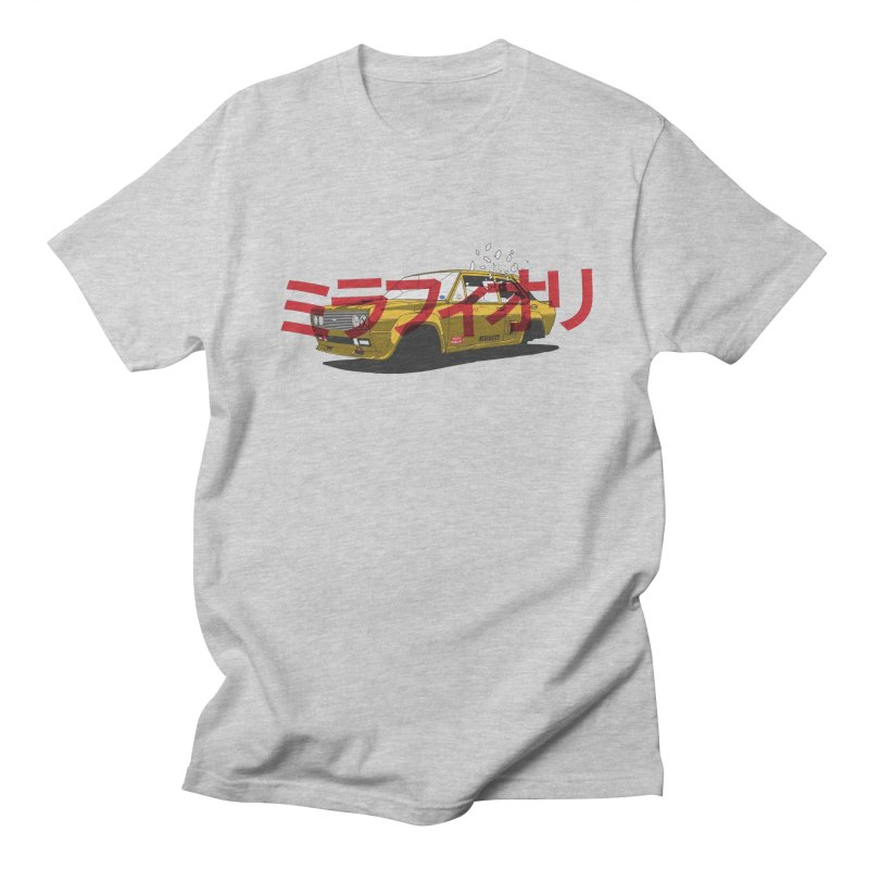 Mirafiori Men's T-shirt by Armellino Design