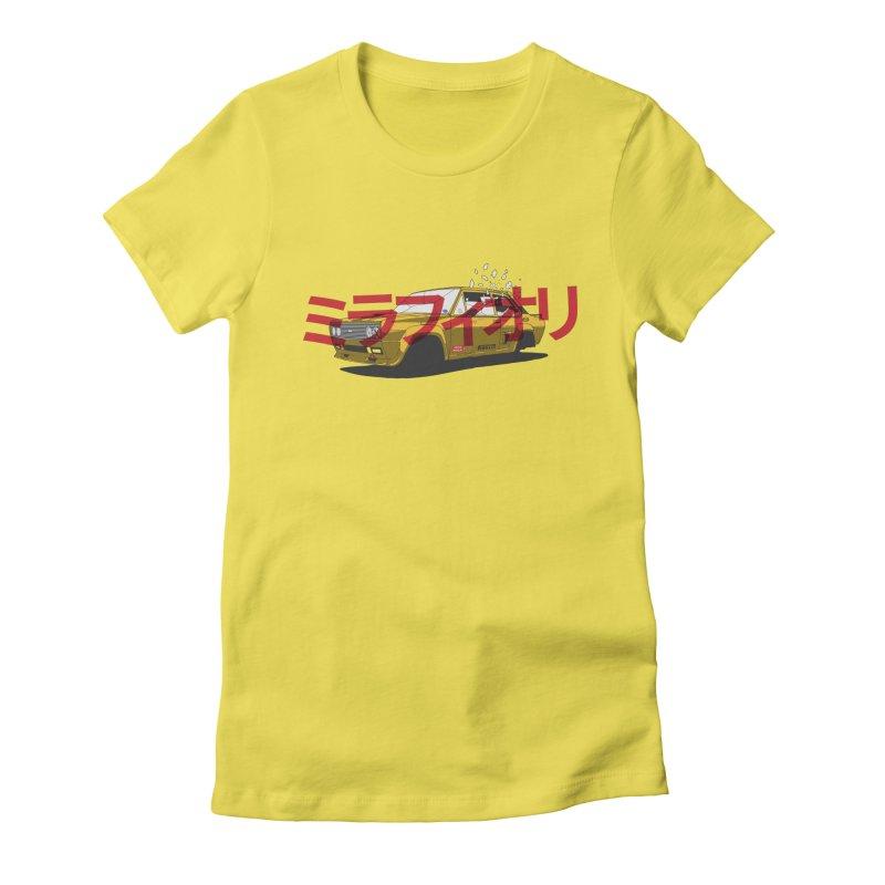 Mirafiori Women's T-Shirt by Armellino Design