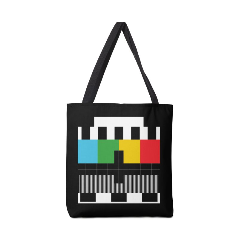Off Air Accessories Bag by Arrivesatten Artist Shop