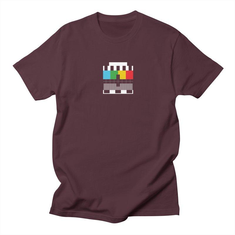 Off Air Men's T-shirt by Arrivesatten Artist Shop
