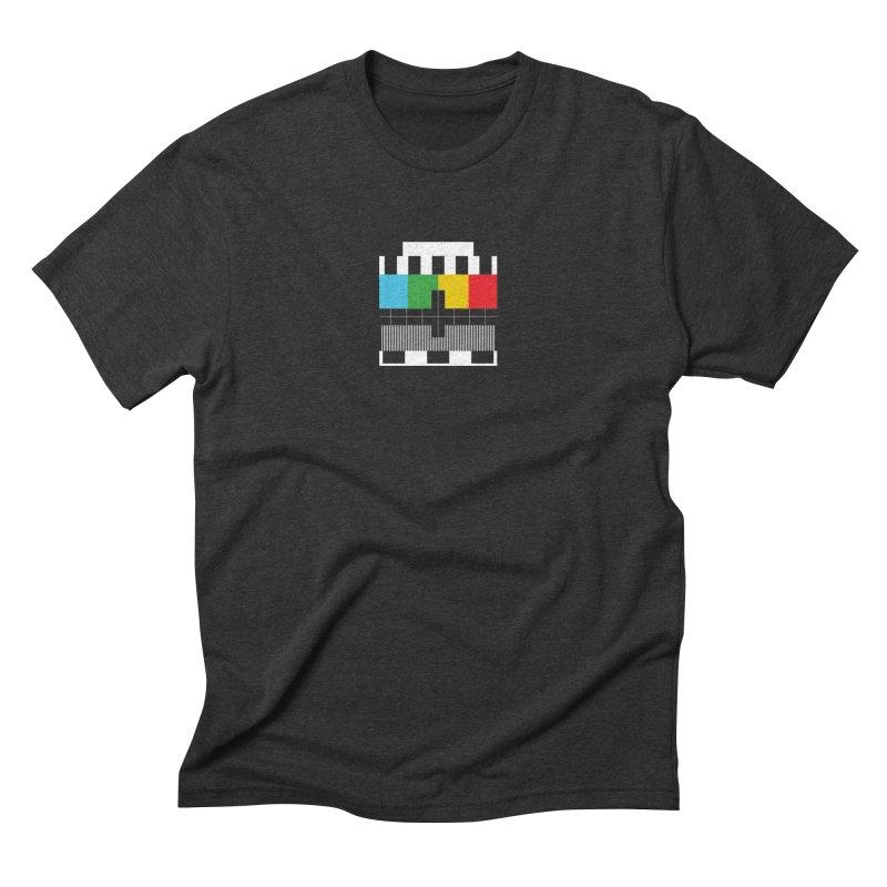 Off Air Men's Triblend T-shirt by Arrivesatten Artist Shop