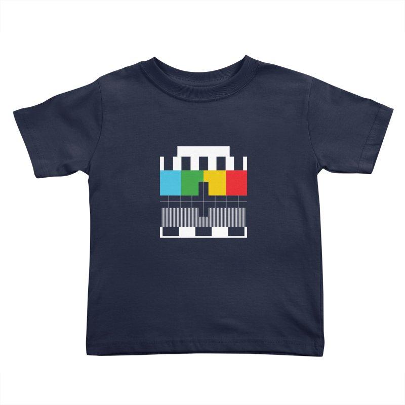 Off Air Kids Toddler T-Shirt by Arrivesatten Artist Shop