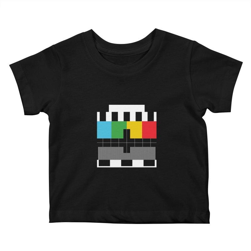 Off Air Kids Baby T-Shirt by Arrivesatten Artist Shop