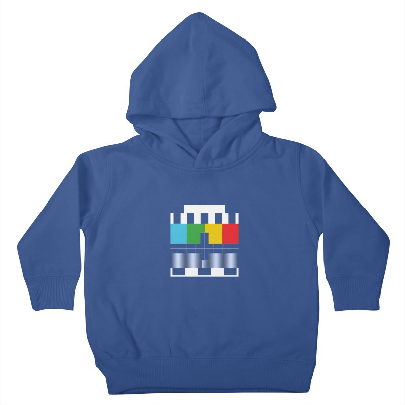 Off Air Kids Toddler Pullover Hoody by Arrivesatten Artist Shop