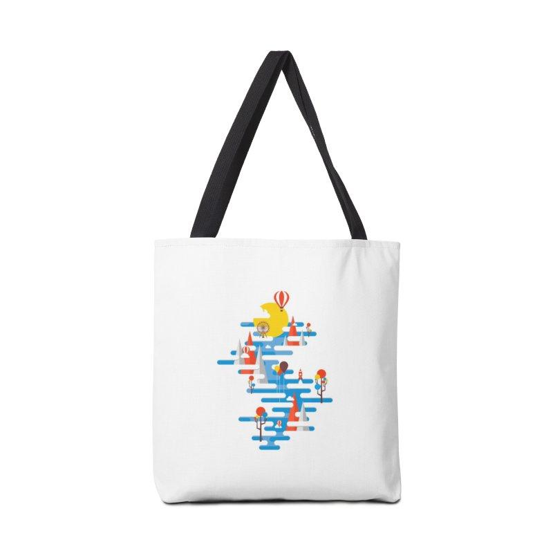 A Beautiful Day Accessories Bag by Arrivesatten Artist Shop