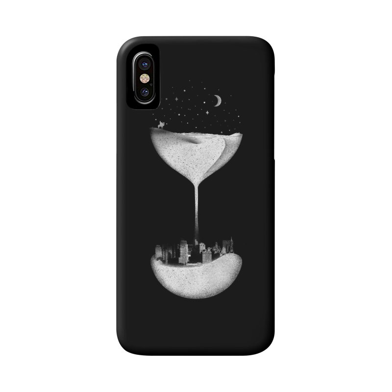 Time Travels Accessories Phone Case by Arrivesatten Artist Shop
