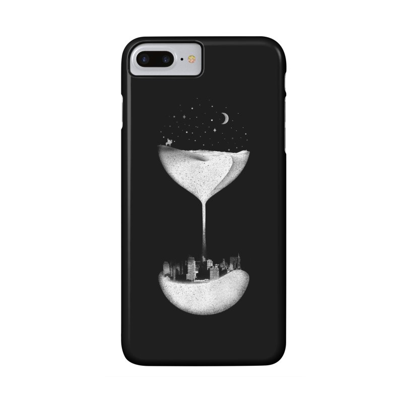Time Travels in iPhone 8 Plus Phone Case Slim by Arrivesatten Artist Shop